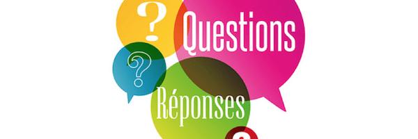Question-réponses