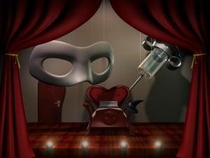 Une pièce de théâtre dont vous êtes l'acteur ET le spectateur