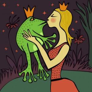 Prince charmant, princesse charmante, conte de fée, amour, croire au prince charmant