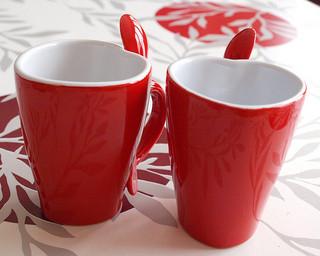 Boire un café, drague, séduction, dialoguer, discuter