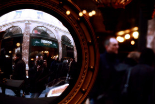 Ce qui nous dérange, c'est notre propre reflet, projeté par l'autre. Et non l'autre en lui-même ! Photo par Marc DUPUY