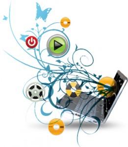 Un site privé en multimédia
