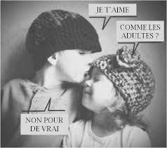 """Je t'aime """"pour de vrai"""" !"""
