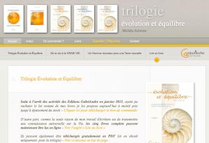 Le site : Évolution et Équilibre